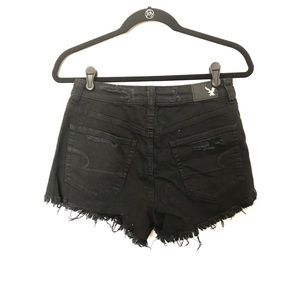 American Eagle Outfitters Shorts - American Eagle vintage high-rise festival shortie